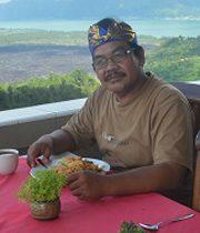 Susilo, Ketua BPD Mandesan