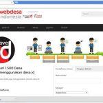 Manfaat Portal Atau website Desa